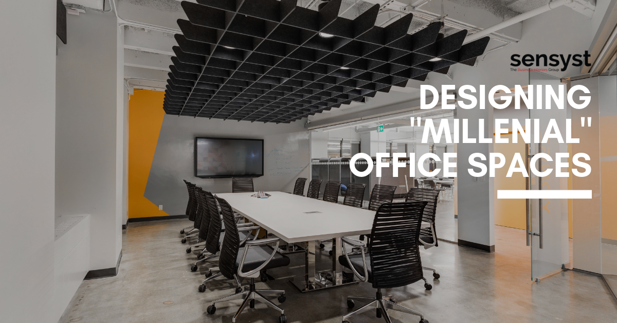 Millenial Office Space Title Image